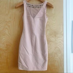 Zara pink mini dress, size XS
